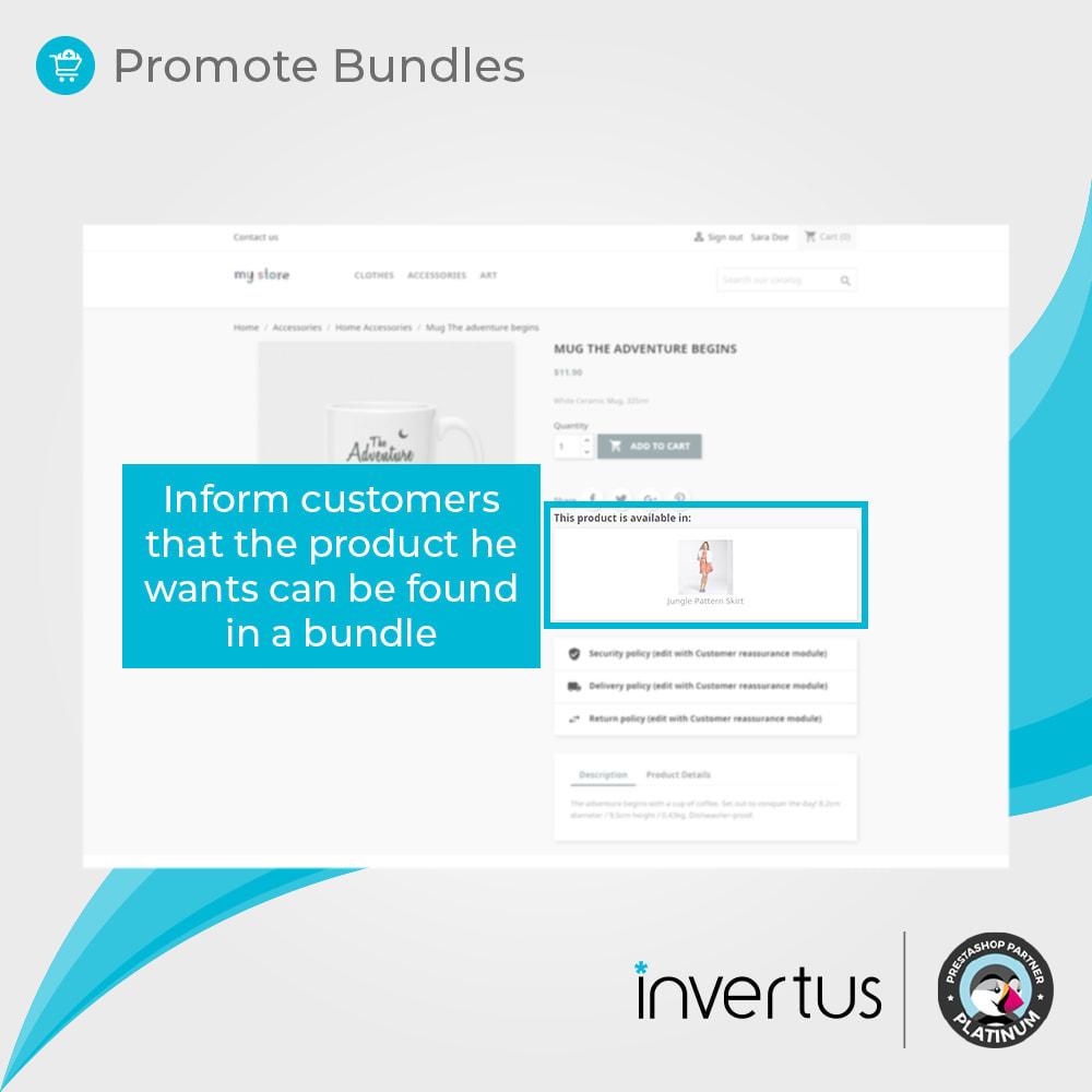 module - Cross-Selling & Produktbundles - Products Bundle Advanced - Product Pack - 5