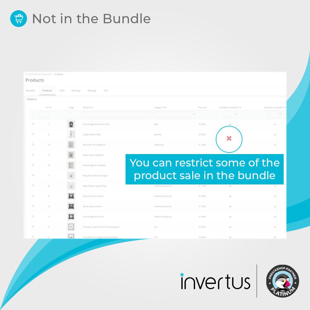 module - Cross-Selling & Produktbundles - Products Bundle Advanced - Product Pack - 7