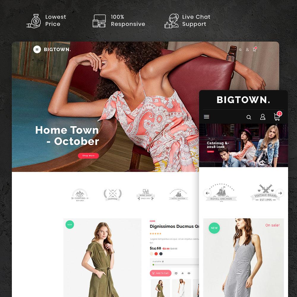 theme - Electrónica e High Tech - Bigtown - Multi Purpose Store - 3