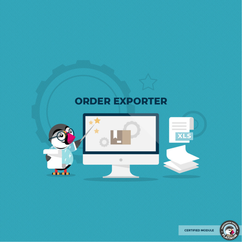 module - Data Import & Export - Export Orders - 1