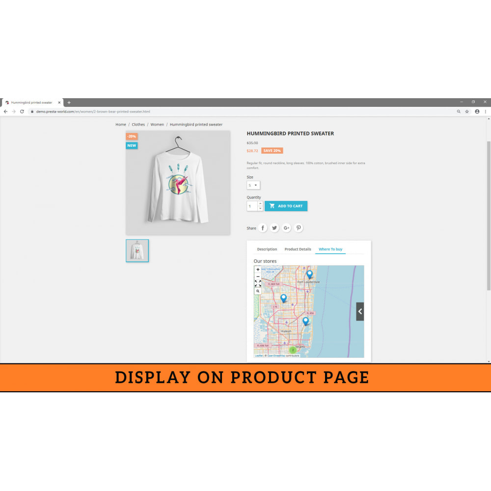 module - Międzynarodowość & Lokalizacja - Premium Lokalizator sklepów (DARMOWY - Bez Google Maps) - 7