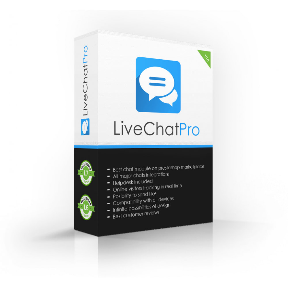 module - Asistencia & Chat online - Live Chat Pro (All in One) - 1