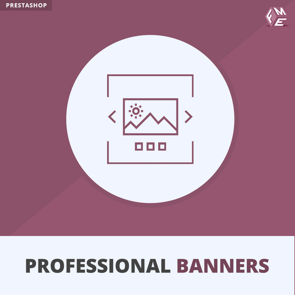 module - Slidery & Galerie - Professional Banners - Responsive Banner & Image Slider - 1