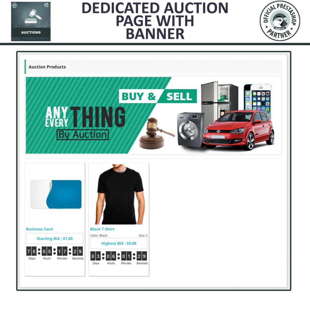 module - Auction Site - Auction Pro, Online Auctions & Bidding - 4