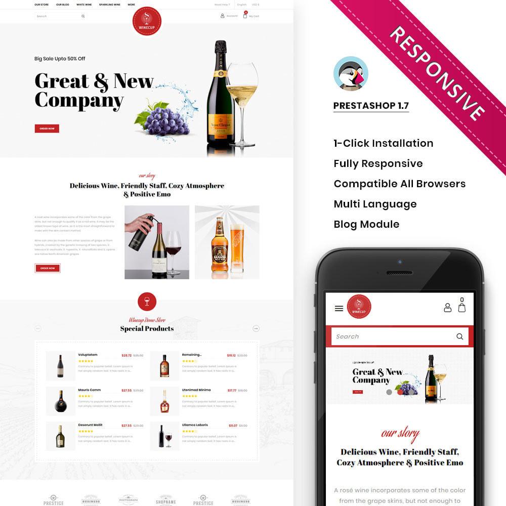 theme - Boissons & Tabac - Winecup - Le magasin de vin - 2
