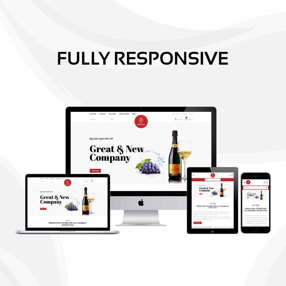 theme - Bebidas y Tabaco - Winecup - La tienda de vinos - 3