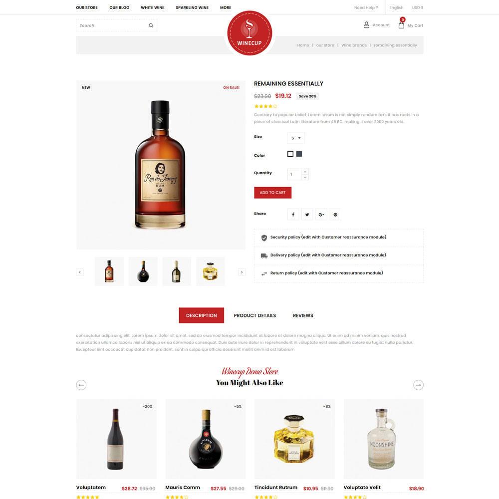 theme - Bebidas y Tabaco - Winecup - La tienda de vinos - 7