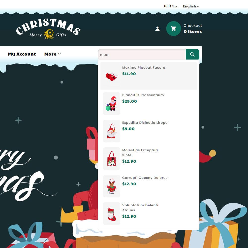 theme - Presentes, Flores & Comemorações - Merry Christmas & Gifts - 10