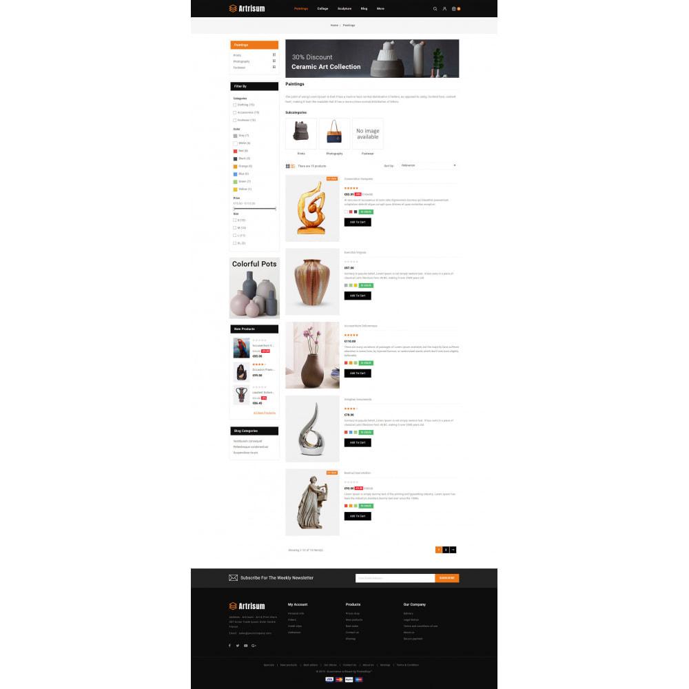 theme - Art & Culture - Artrisum - Art & Print Store - 4