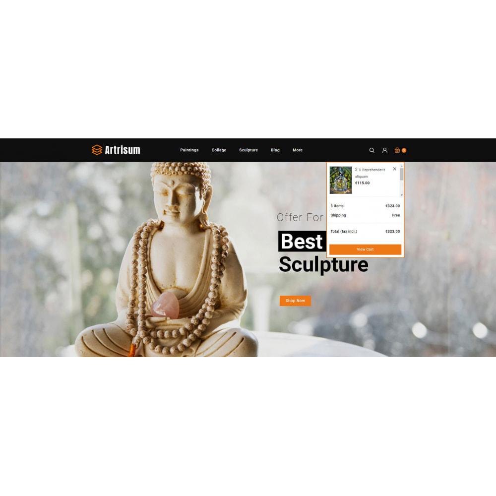 theme - Art & Culture - Artrisum - Art & Print Store - 6
