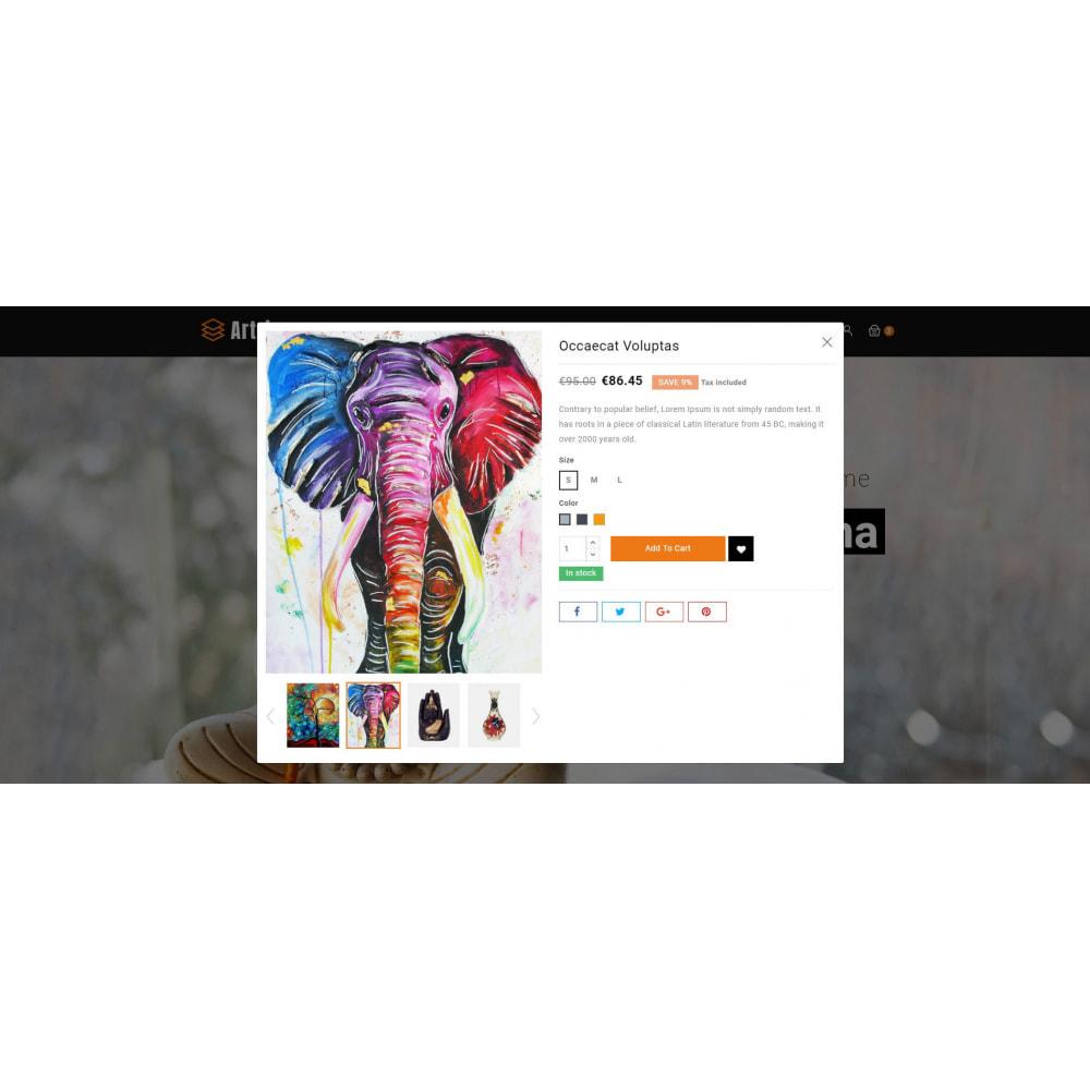 theme - Art & Culture - Artrisum - Art & Print Store - 8