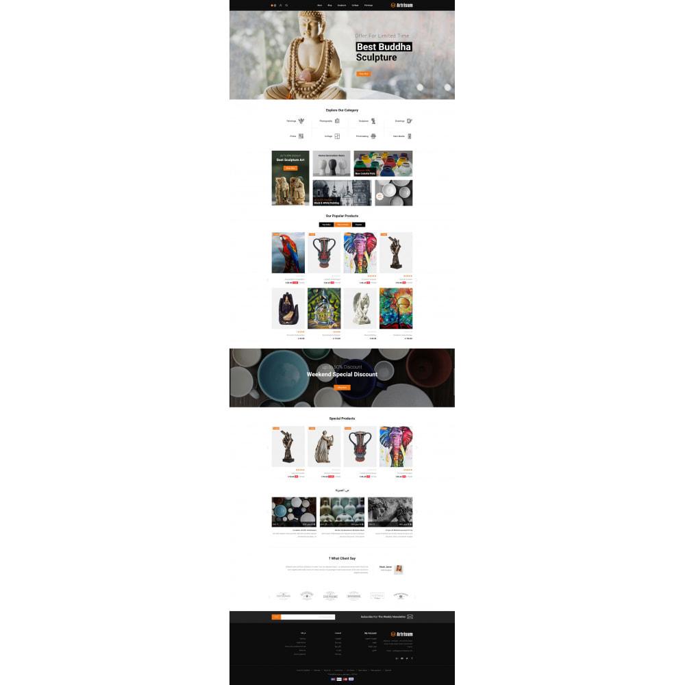 theme - Art & Culture - Artrisum - Art & Print Store - 10