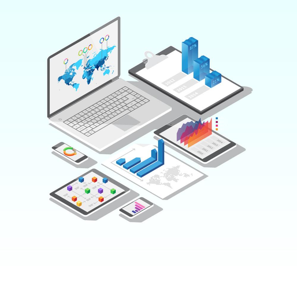 module - Analizy & Statystyki - Szczegółowe statystyki dotyczące produktu - 1