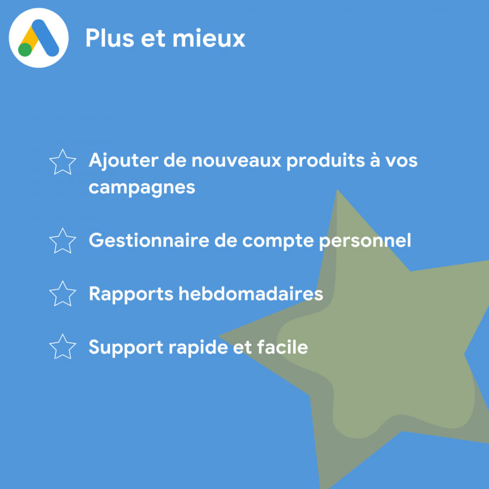 module - Référencement payant (SEA SEM) & Affiliation - Ads on Google (Google Shopping + Dynamic Remarketing) - 4