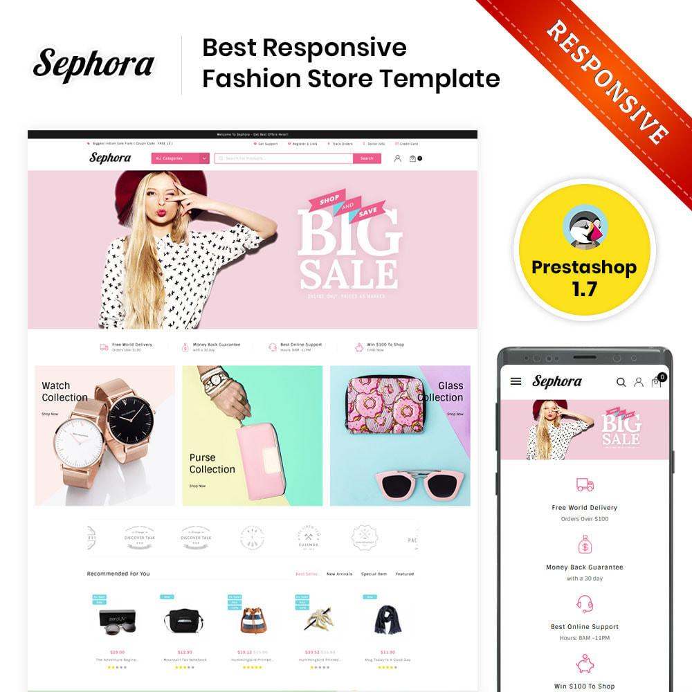 theme - Mode & Schuhe - Sephora Multi Store - 1