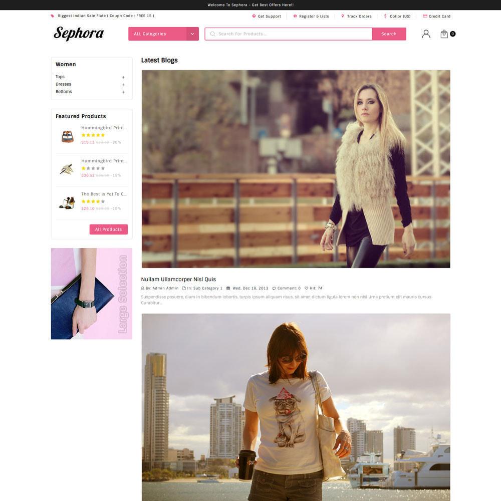 theme - Mode & Schuhe - Sephora Multi Store - 7