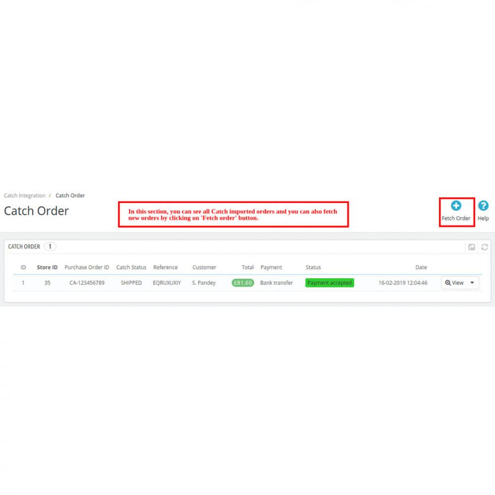 module - Revenda (marketplace) - Catch Integration - 13