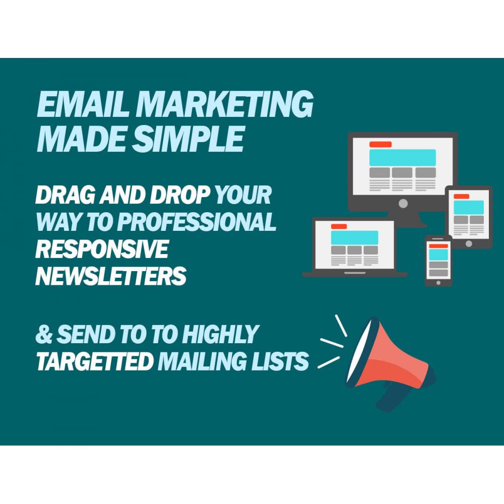 module - Newsletter & SMS - Newsletter Wizard Pro - 1