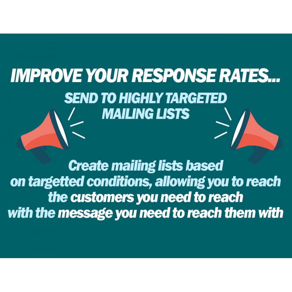 module - Newsletter & SMS - Newsletter Wizard Pro - 8
