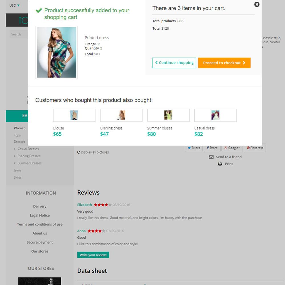theme - Moda y Calzado - Tienda de moda Membrana - 8