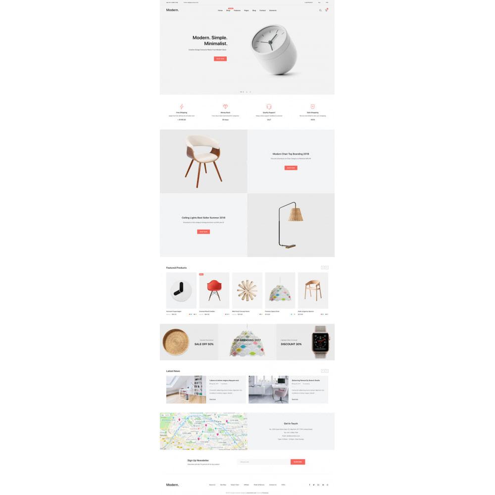theme - Home & Garden - Modern - Minimal Decor Store - 10