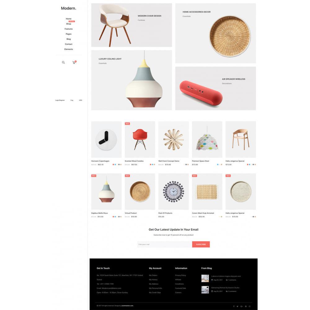 theme - Home & Garden - Modern - Minimal Decor Store - 11