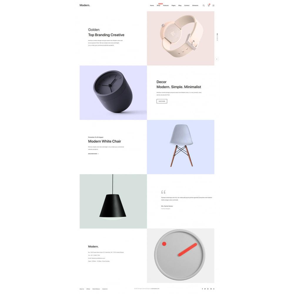 theme - Home & Garden - Modern - Minimal Decor Store - 13
