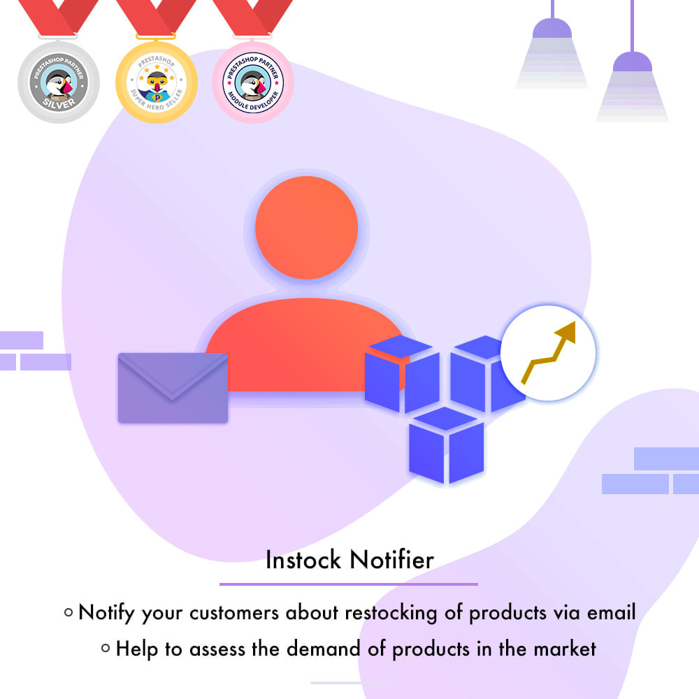 module - Emails & Notificaties - Product Back in stock Notification - 1