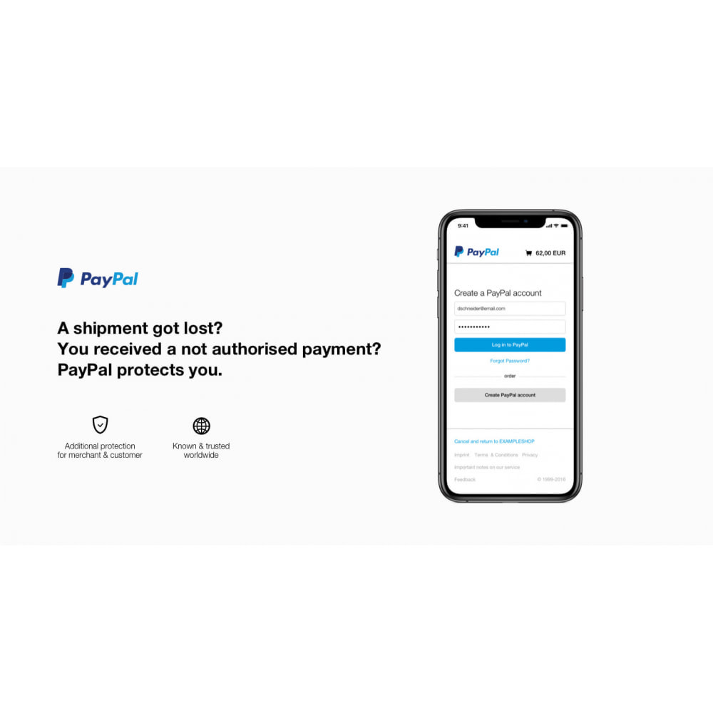 module - Payment by Card or Wallet - payever - One plugin. All payment methods. - 4