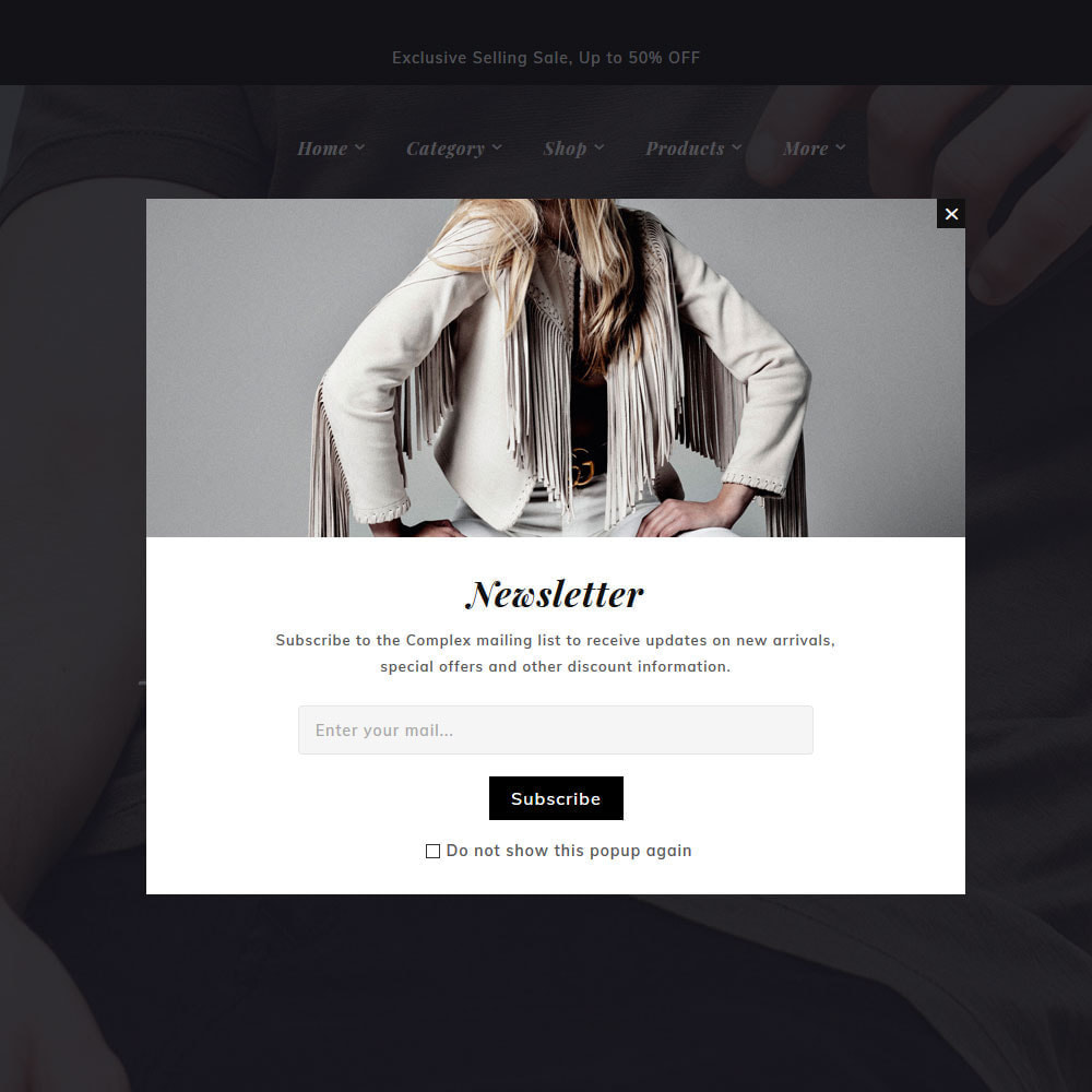 theme - Moda & Calçados - Peter - Fashion Boutique For Creatives - 19