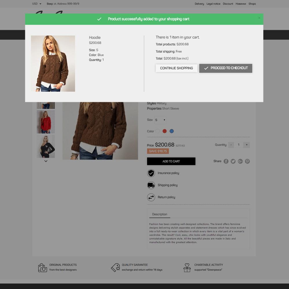 theme - Moda & Obuwie - Sklep z odzieżą Beep - 7