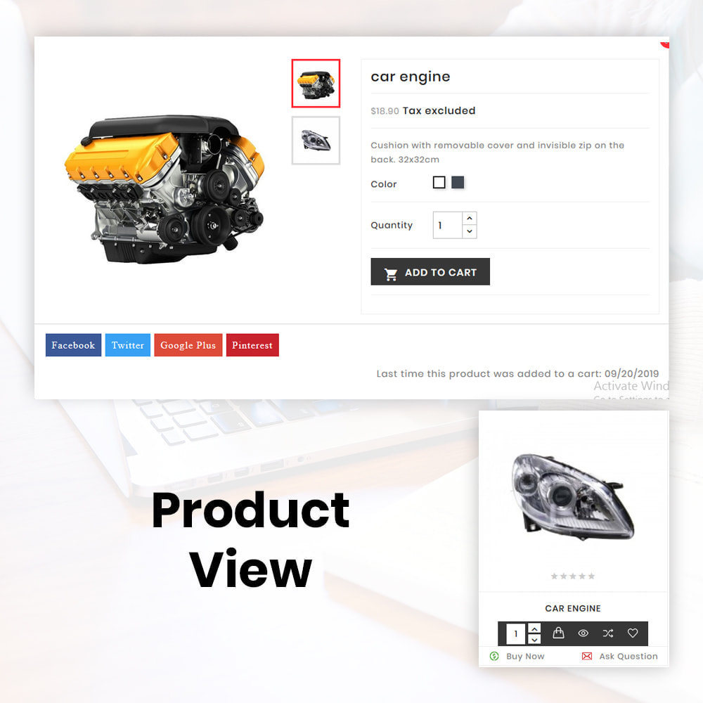 theme - Coches y Motos - AutoExport Autopart Shop - 6