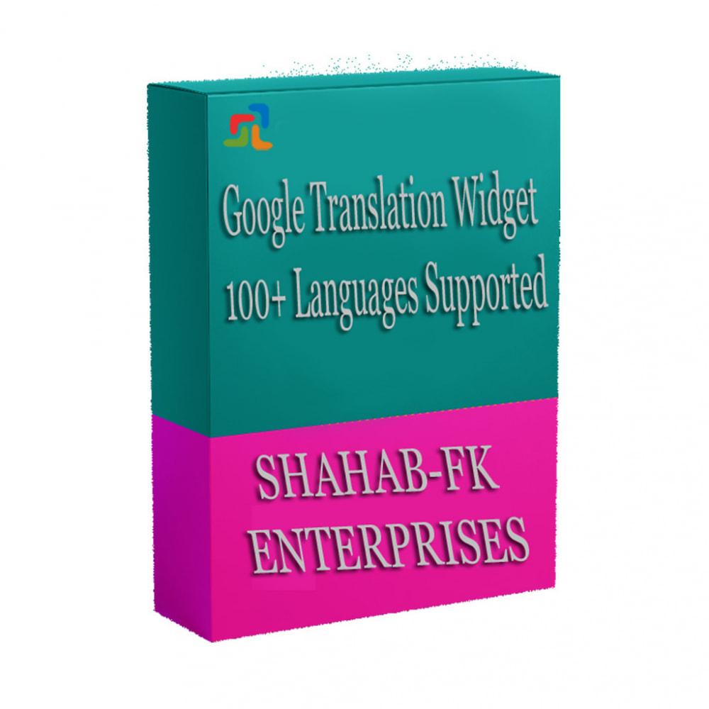 module - Международный рынок и геолокация - Перевод Google Store на более чем 100 языках - 1