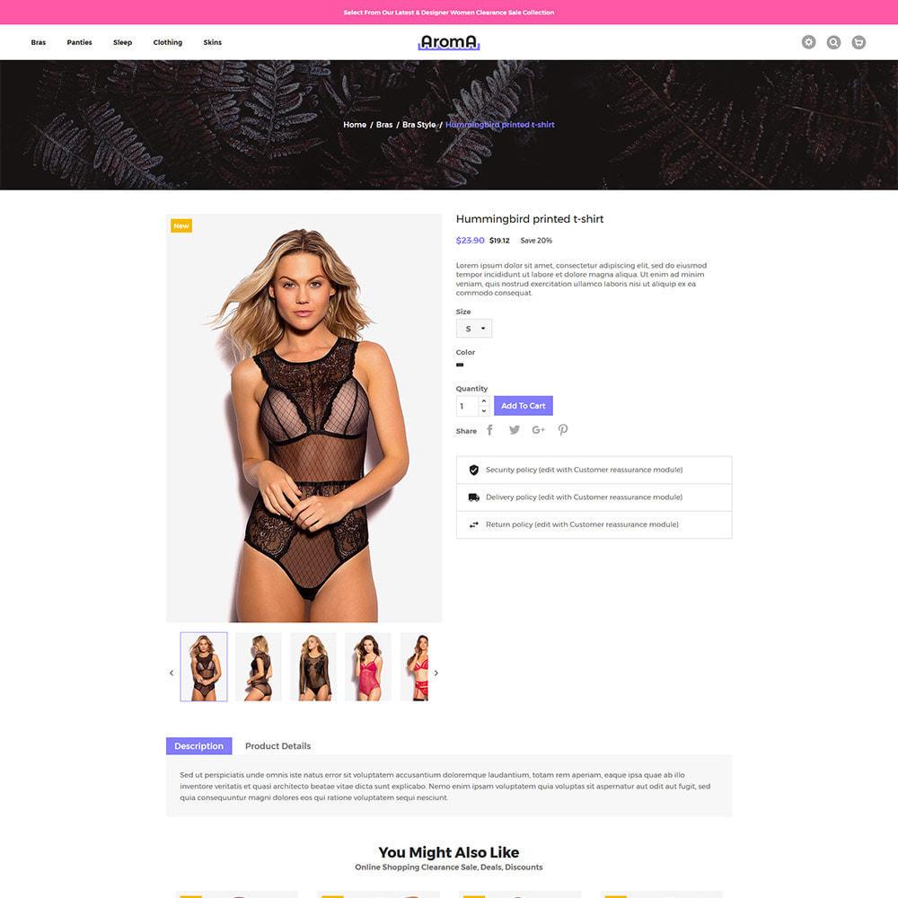 theme - Lingerie & Adult - Lingerie Adult  - Sex Toys Attraction Store - 5