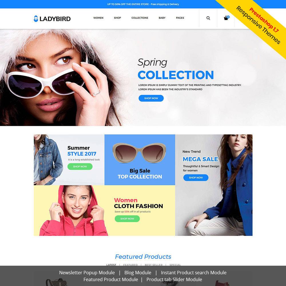 theme - Moda & Calzature - Fashion Accessories - Bag Perfume Dress Store - 1
