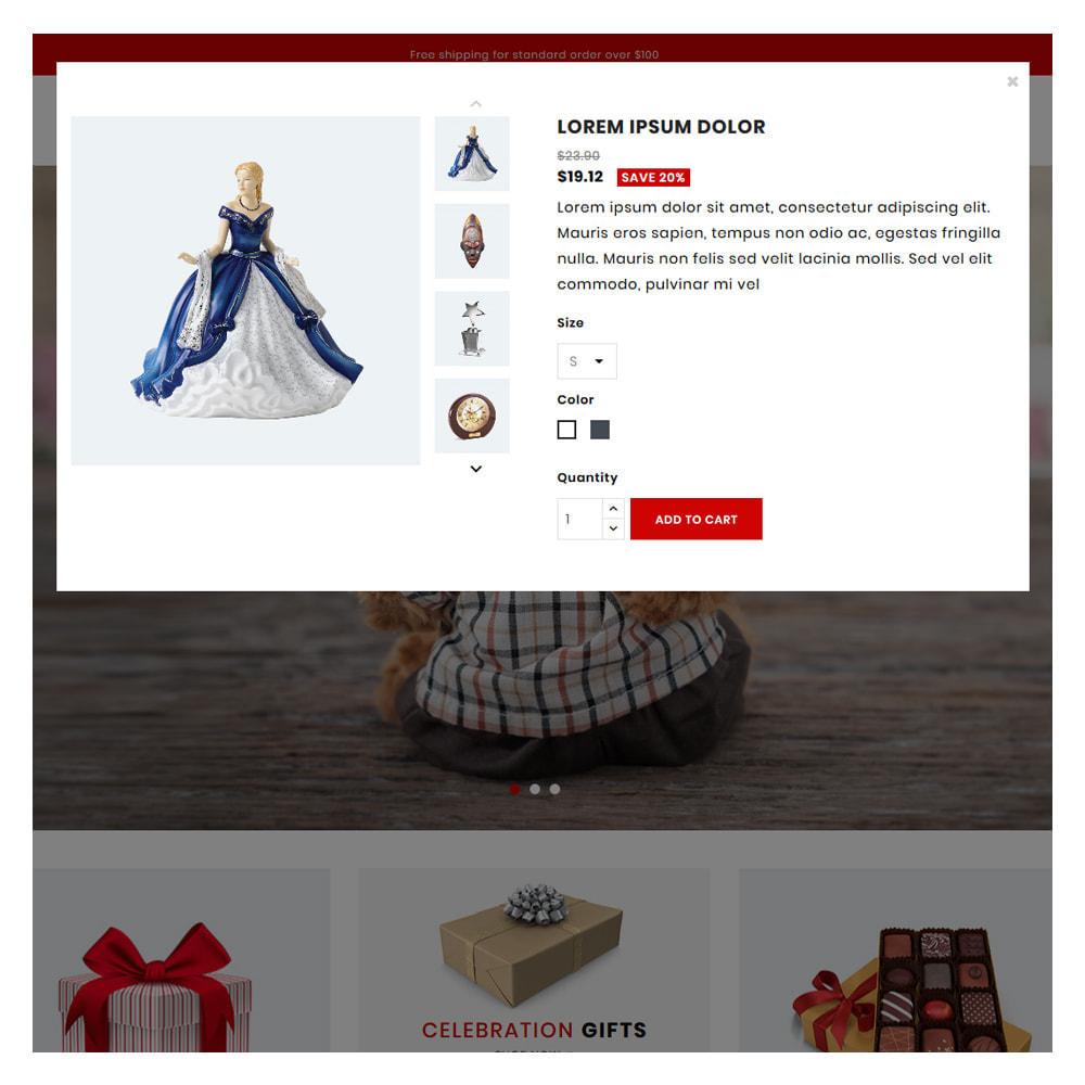 theme - Gifts, Flowers & Celebrations - Eylash Gifts & Celebrations Shop - 9