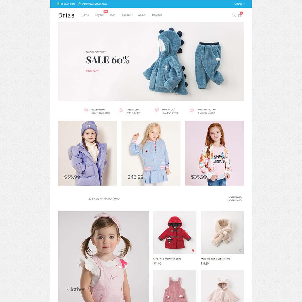 theme - Kids & Toys - Briza Kids Toys Store - 5