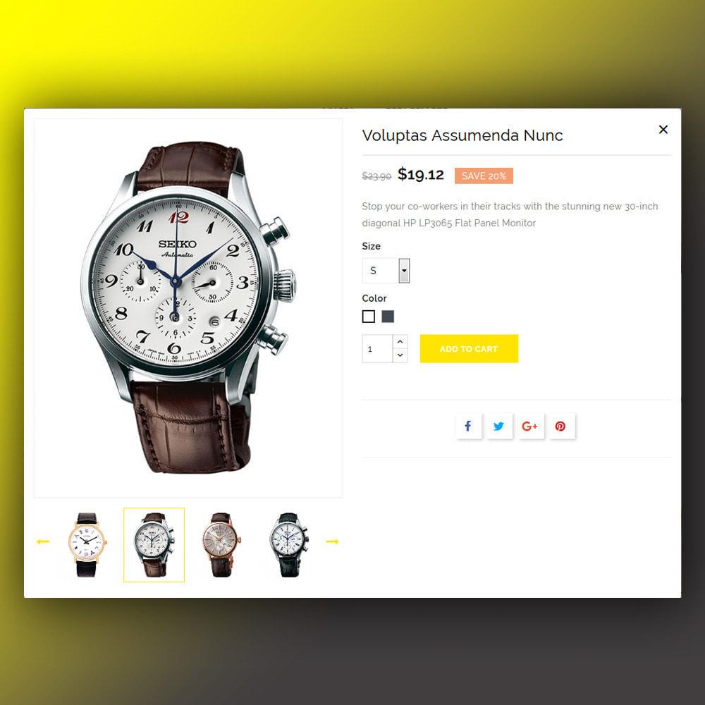 theme - Bellezza & Gioielli - 24 Time of - Watch Store - 9