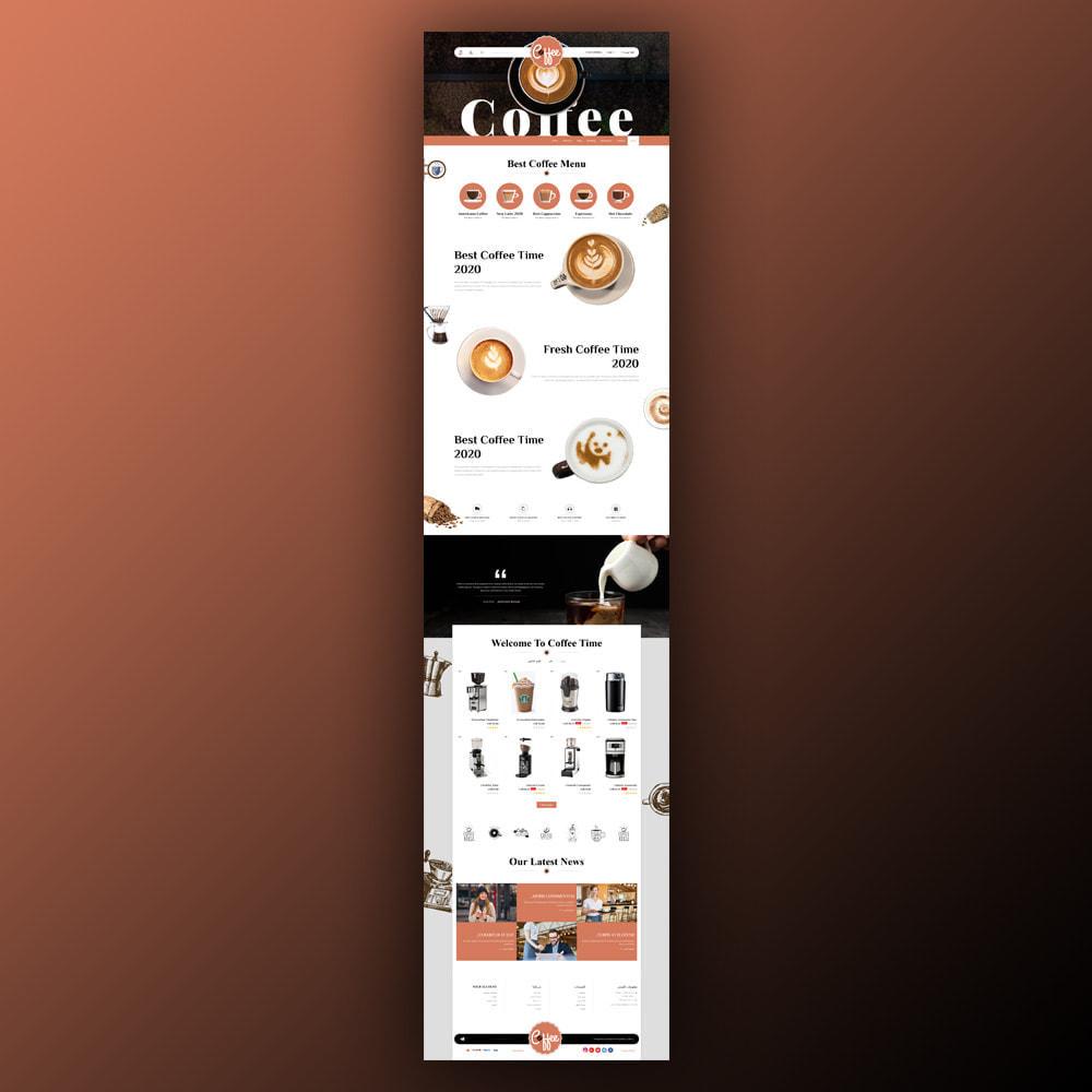 theme - Food & Restaurant - Coffee Shop - 8