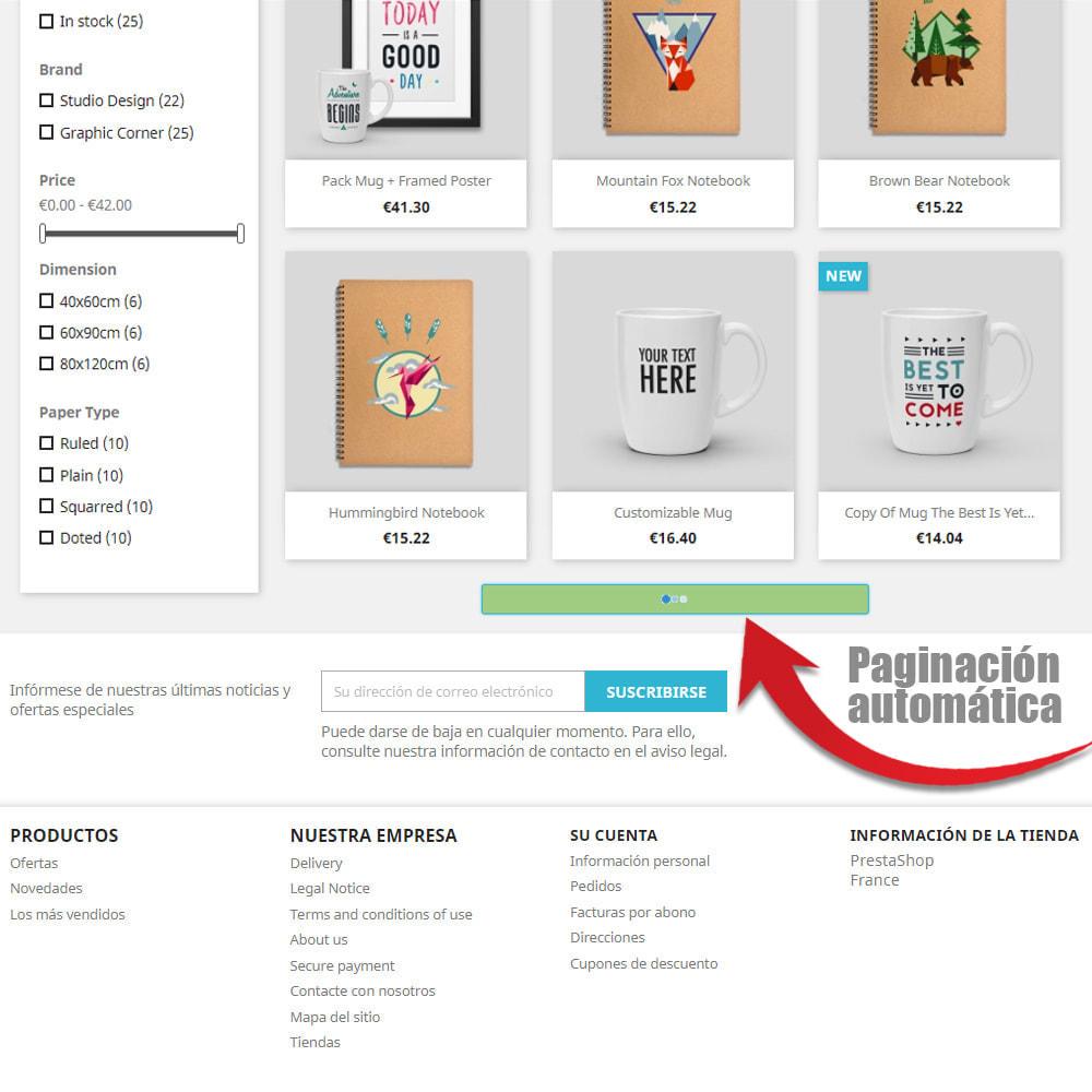 module - Herramientas de navegación - Paginador de una página - 3