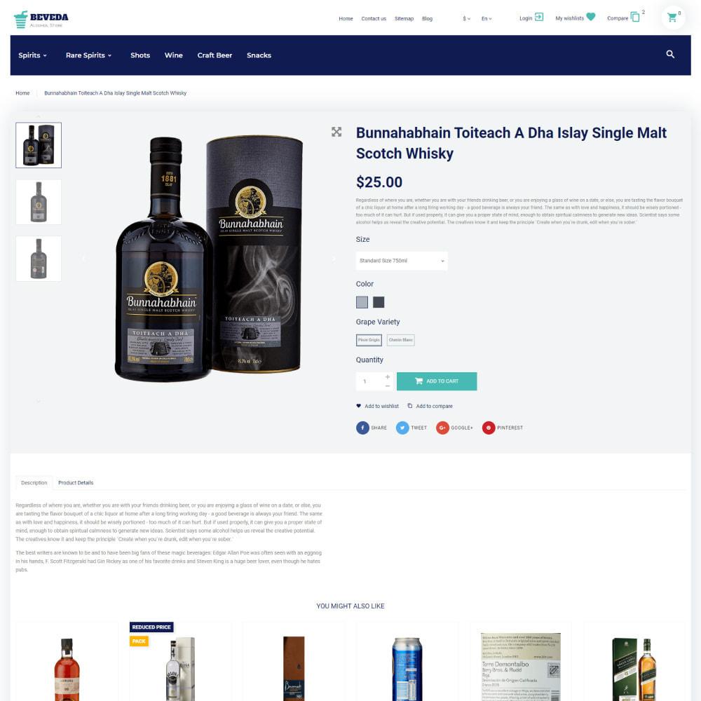 theme - Boissons & Tabac - Beveda - Alcohol Shop - 6