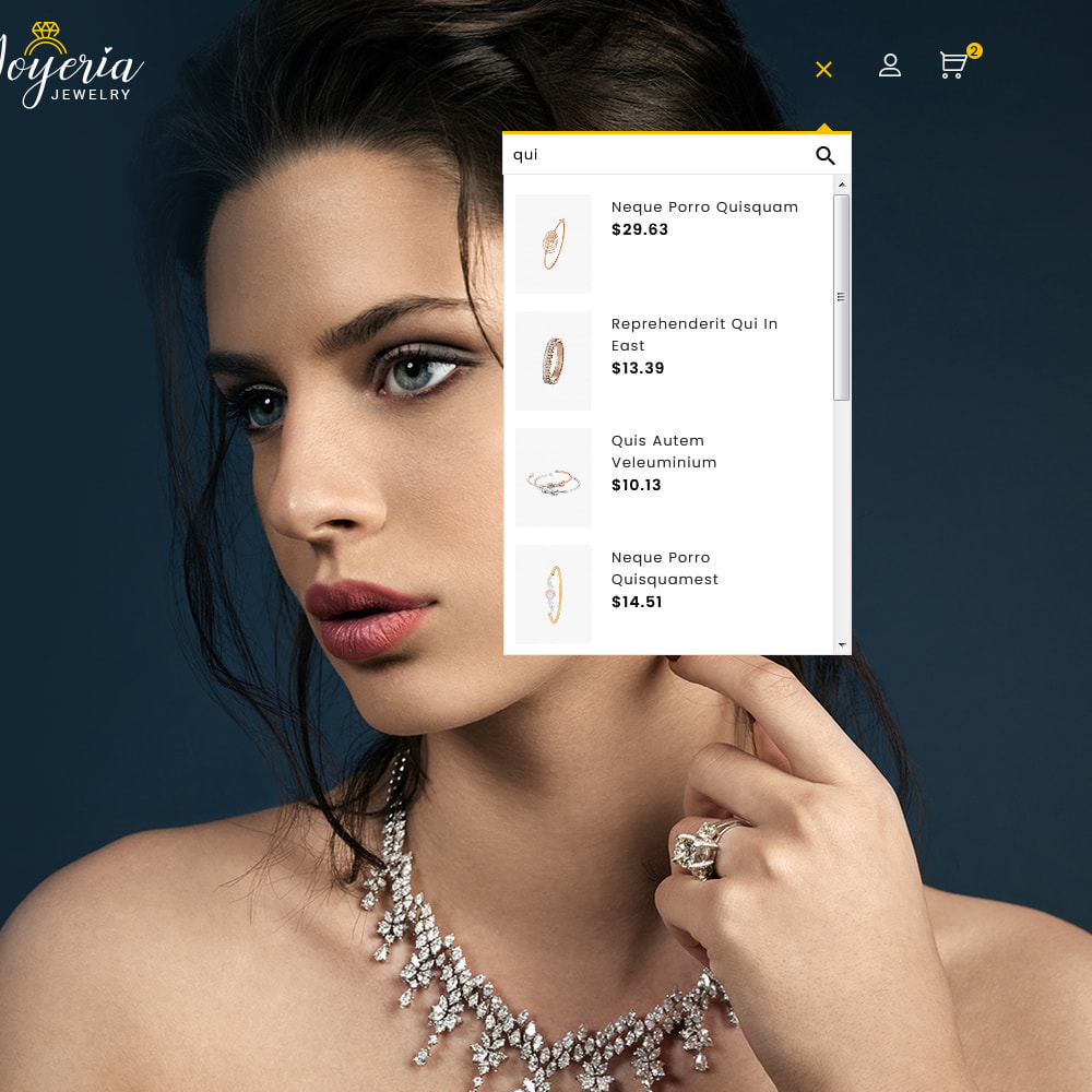 theme - Jewelry & Accessories - Joyeria - Imitation Jewelry & Diamond Shop - 18