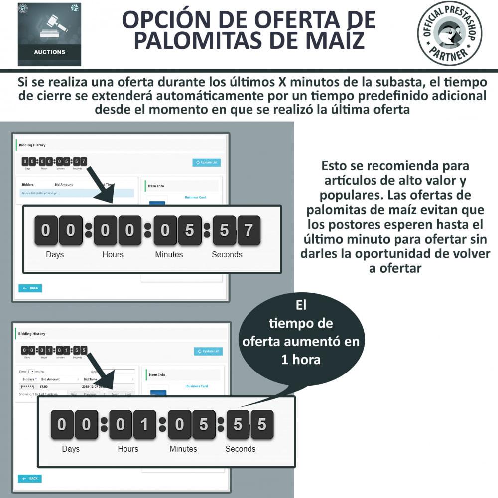 module - Web de Subastas - Subasta Pro - Subastas en línea y oferta - 4