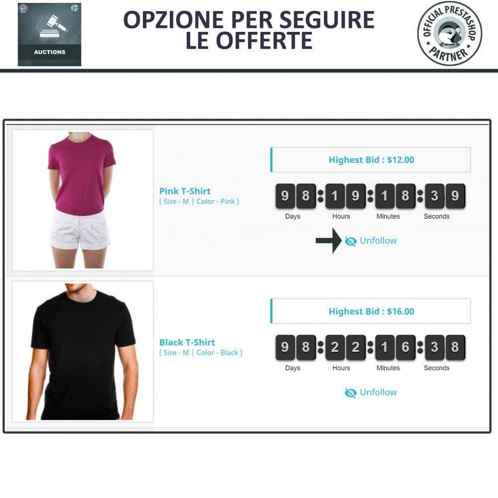 module - Aste - Asta Pro - Aste online e Offerte - 5