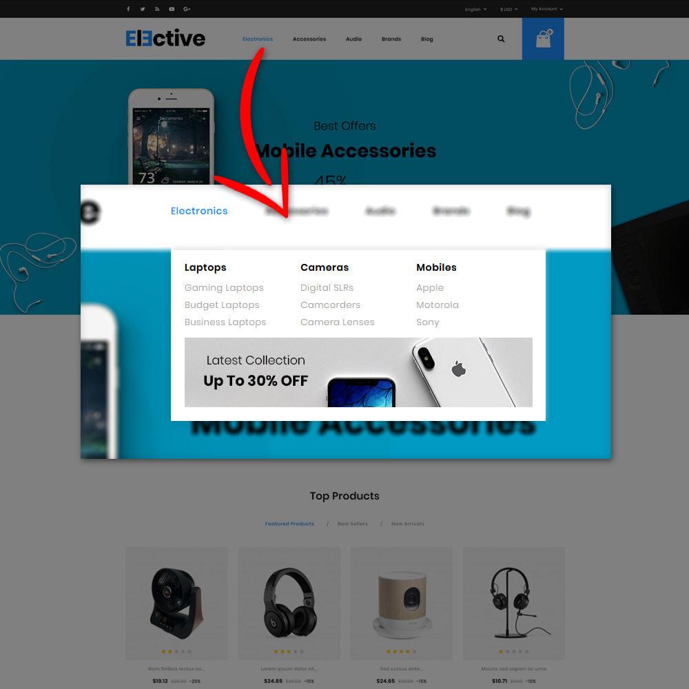 theme - Электроника и компьютеры - Elective Electronics Store - 5
