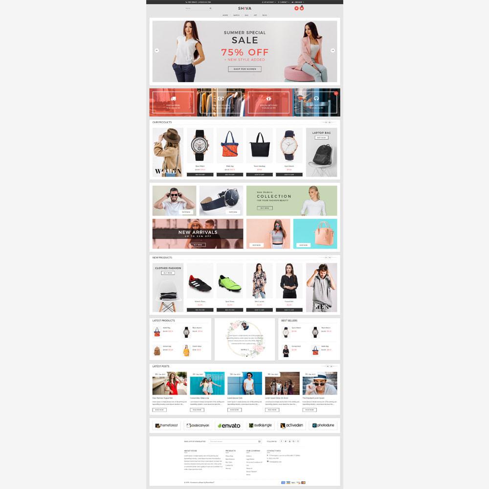 theme - Fashion & Shoes - Shiva Fashion Store - 2
