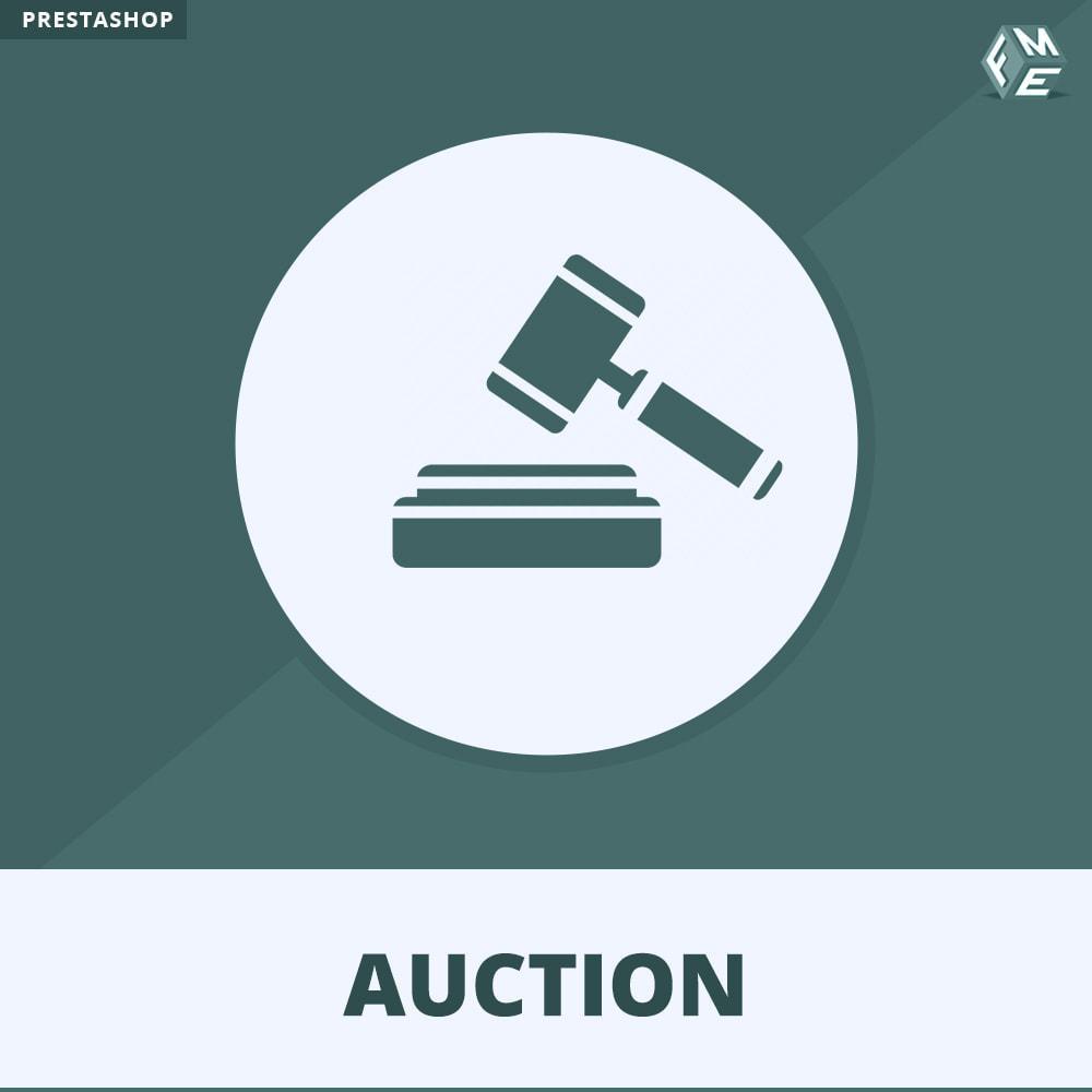 module - Zbuduj stronę aukcyjną - Aukcje Pro, Aukcje i Licytacje Online - 1
