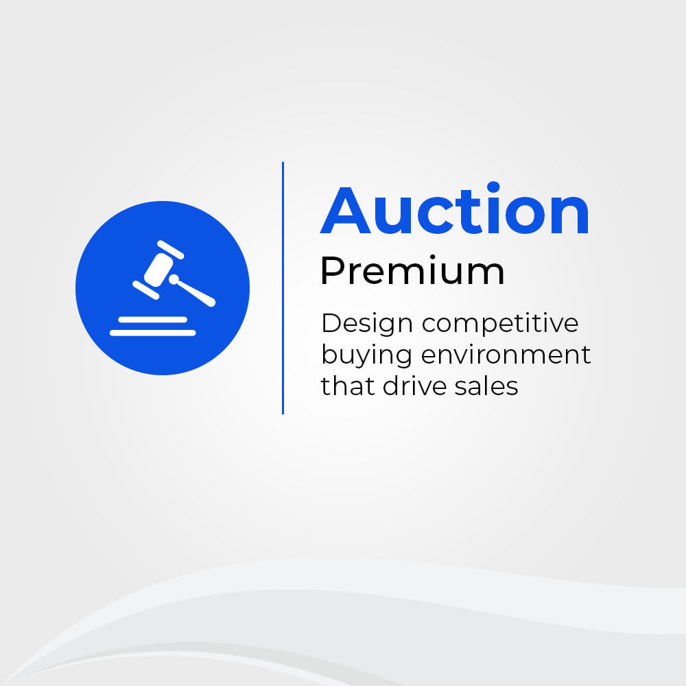 module - Web de Subastas - Auction Premium - 1