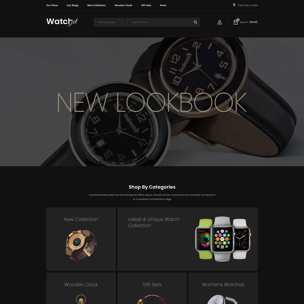 theme - Electronics & Computers - Watchjet - The Watch Store - 3
