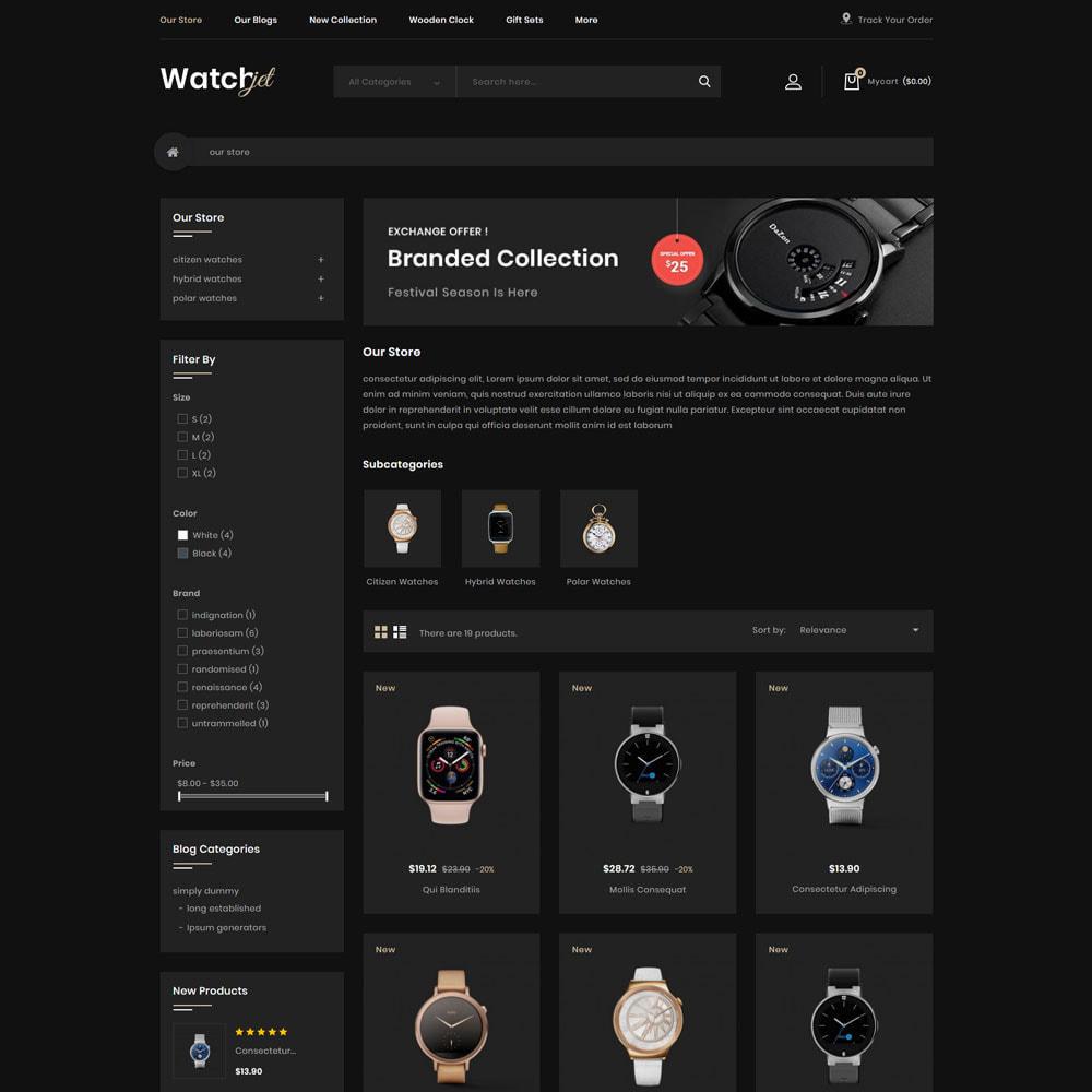 theme - Electronique & High Tech - Watchjet - La boutique de montres - 5